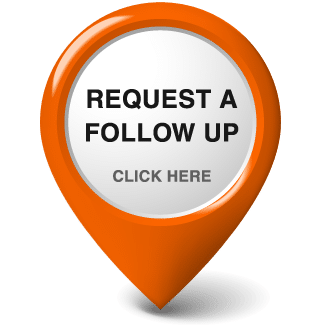request a follow up button