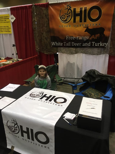 Ohio Guide Outfitters event